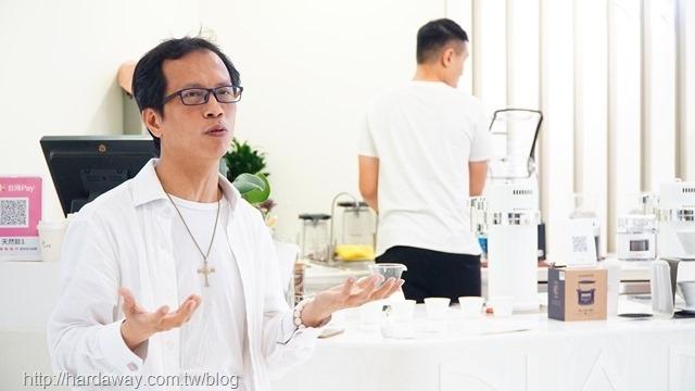 第一位華人咖啡裁判