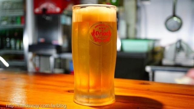 Orion生啤酒