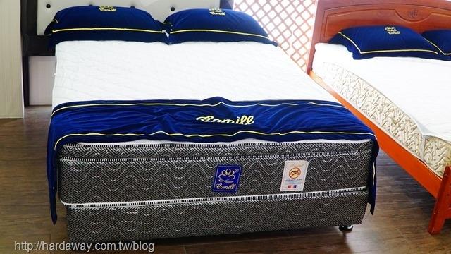 卡蜜爾床墊