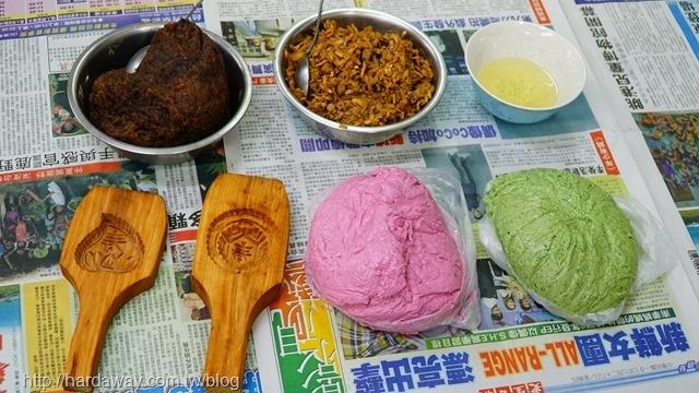 紅龜粿DIY