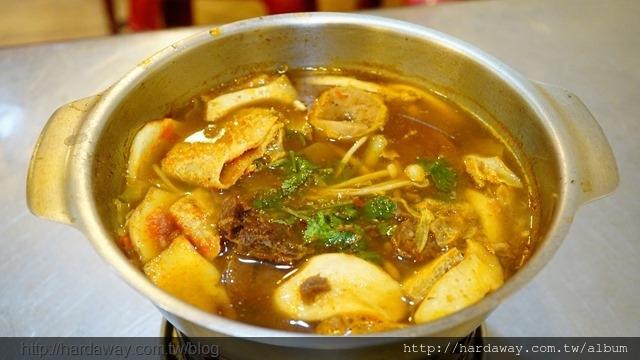 紅燒牛肉鍋