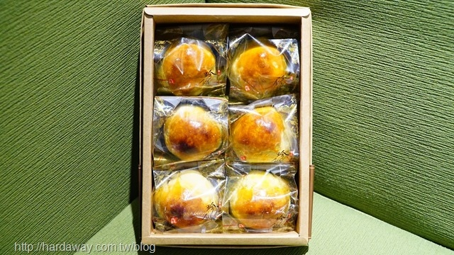 波蘿蛋黃酥禮盒