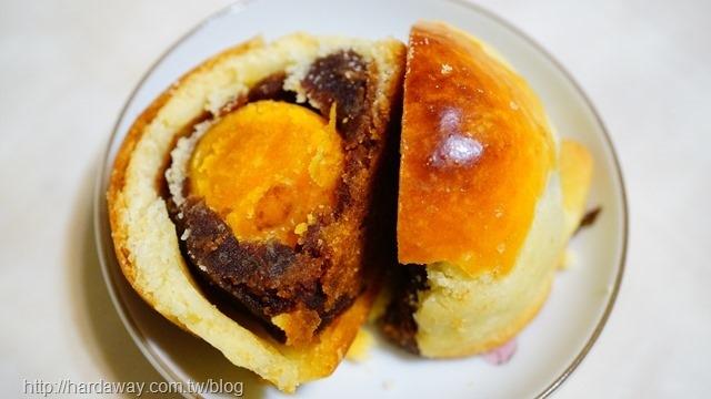 波蘿蛋黃酥