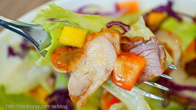 雞肉美生沙拉