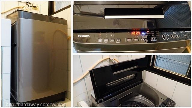 TOSHIBA變頻洗衣機AW-DUH1000GG