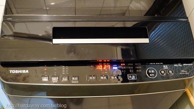 TOSHIBA AW-DUH1000GG洗衣機