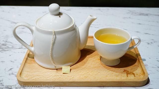 小草作花茶