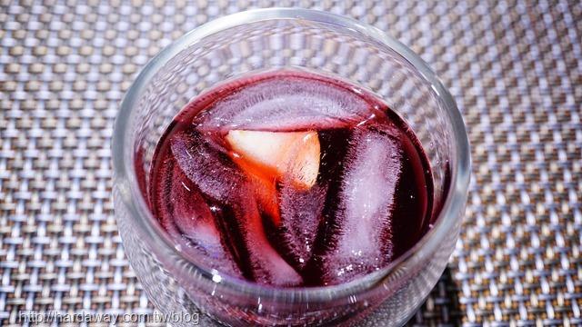 洛神莓果茶
