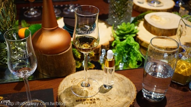 蘇格登窖藏系列42年原酒