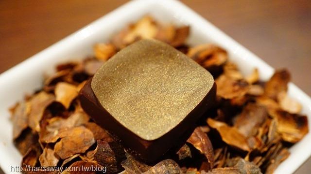 法式威士忌夾心巧克力