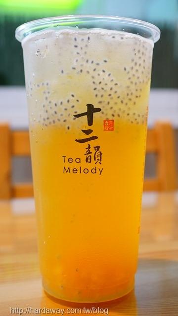 土鳳梨青茶