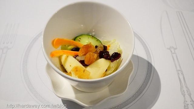 新鮮水果交響樂沙拉
