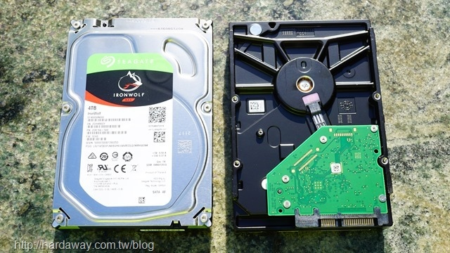 Seagate IronWolf NAS硬碟