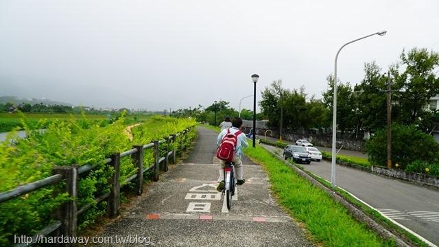 宜蘭河自行車道