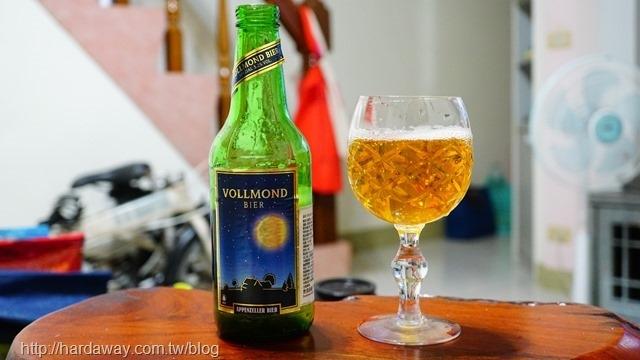 月之酒有機啤酒