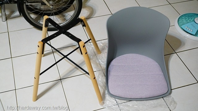 DIY組裝椅子