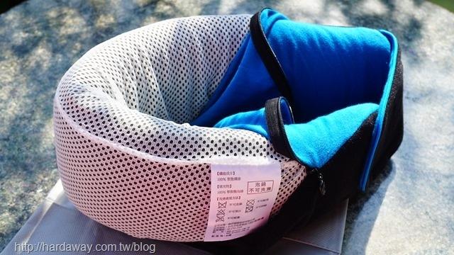 GreySa格蕾莎全家福旅行頸枕
