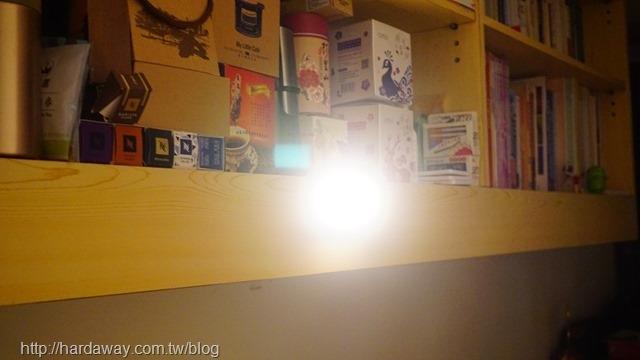 人體光控雙感應燈