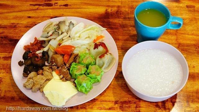 米豆文旅早餐