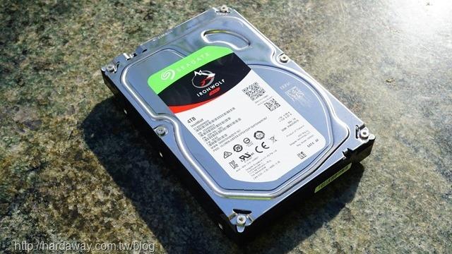 Seagate NAS硬碟