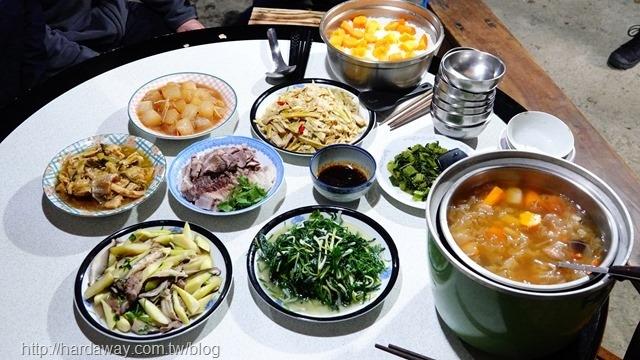 紫東社區農村風味餐