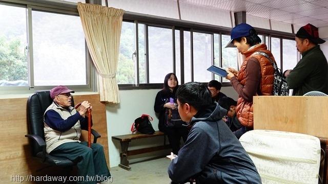 紫東社區耆老