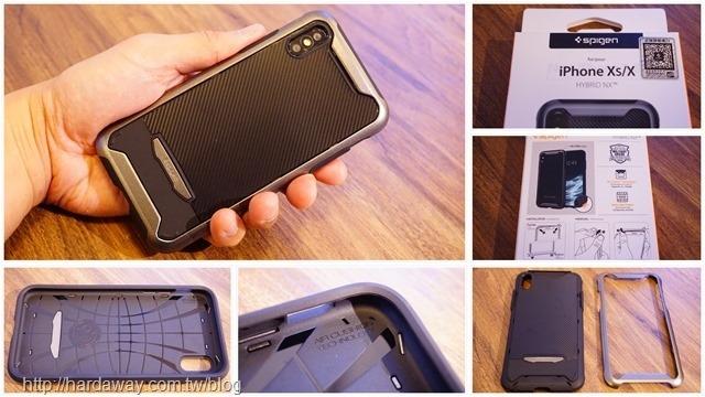 Spigen Hybrid NX手機保護殼