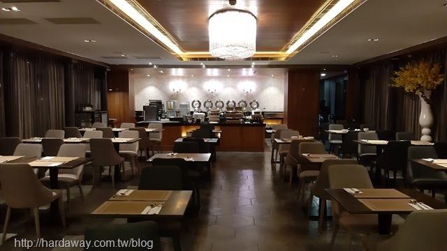 雲河概念旅館餐廳