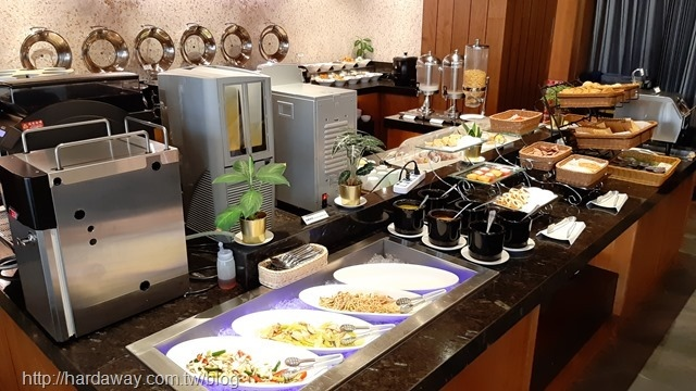 雲河概念旅館早餐