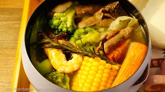 義式獨享鍋