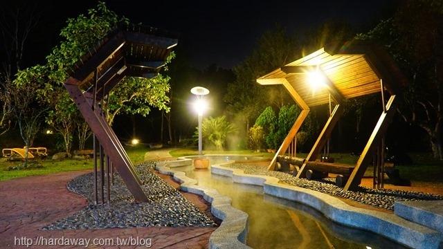 東勢林場遊樂區溫泉