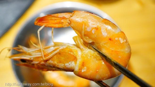 韓國燒酒蝦