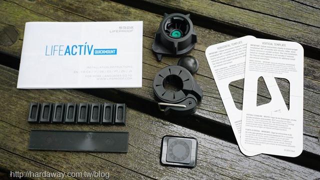 LifeActiv多功能專利單車架