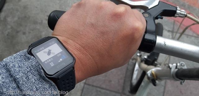 Cling Leap GPS運動手錶