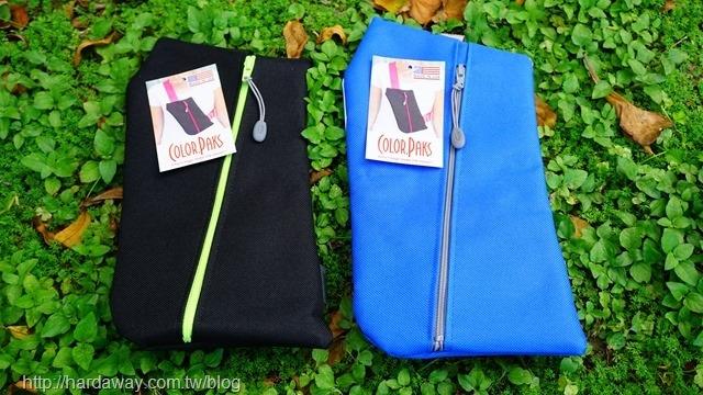 美國colorpaks超輕薄旅行側肩包