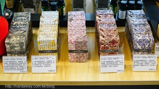 泰國手工皂品