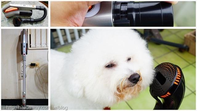 海爾10in1寵物吸塵器