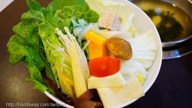 太將鍋綜合菜盤