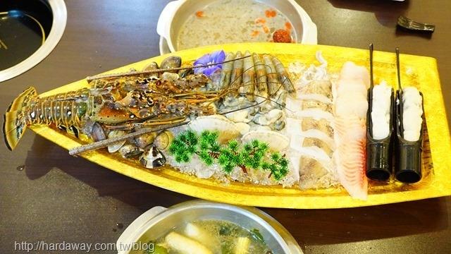 黃金龍蝦雙人套餐