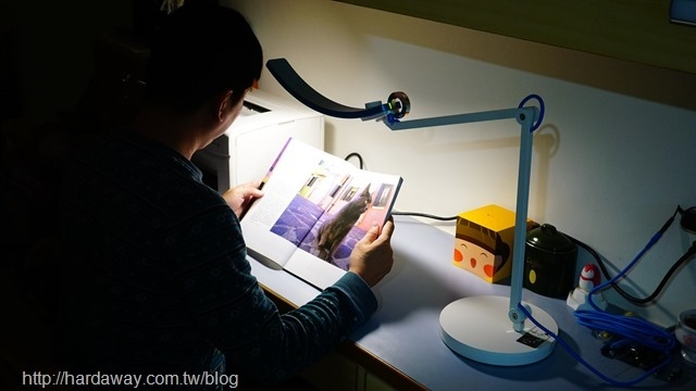 BenQ WiT螢幕閱讀檯燈