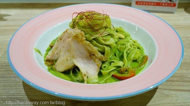 丹青塔香義麵