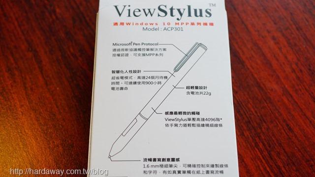 ViewStylus ACP301