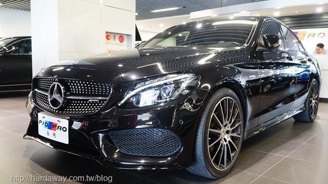 Benz C43 AMG