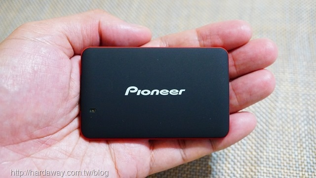 Pioneer外接式SSD