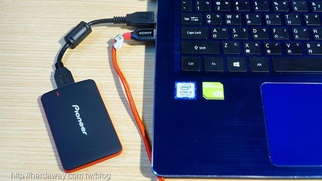 外接式SSD