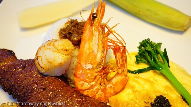 乾煎海草蝦