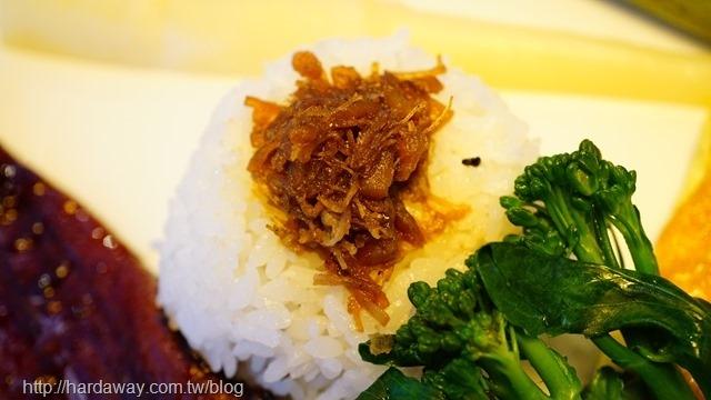 XO干貝醬米飯