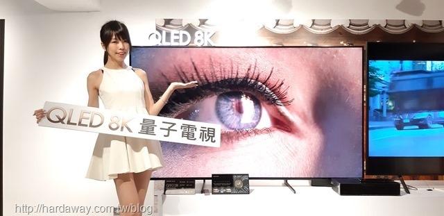 Samsung QLED Q900R量子電視