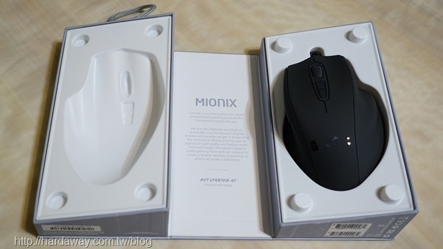 MIONIX電競滑鼠