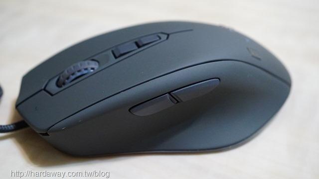 MIONIX NAOS QG電競滑鼠